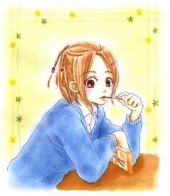 宇佐美真紀 Vol.2/2001年4月13日
