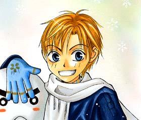 結城さわな Vol.4/2003年12月13日